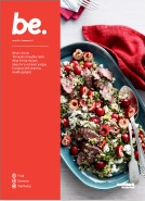 be. magazine
