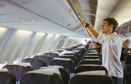 Seven ways to make a plane trip more comfortable